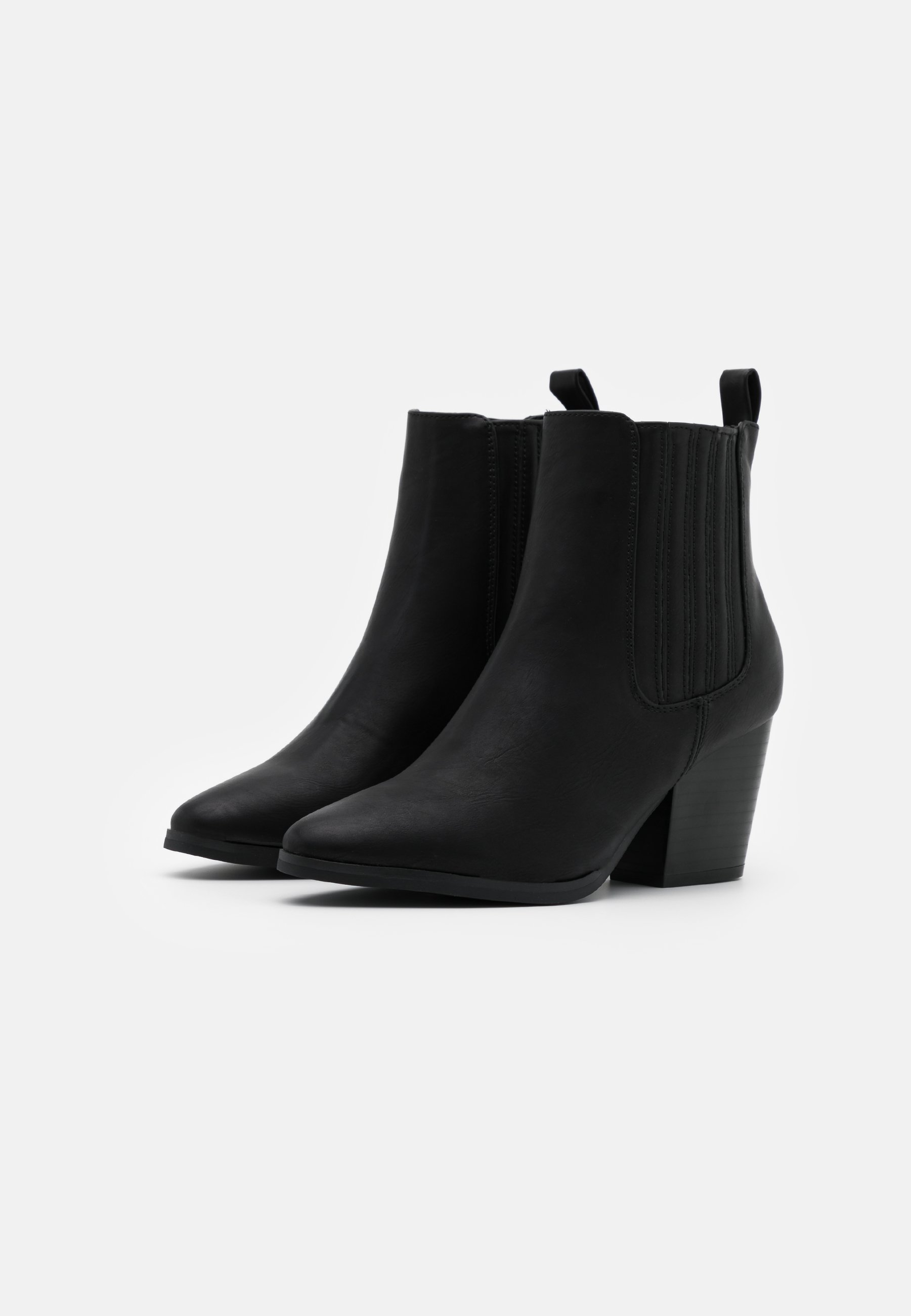 Rubi Shoes by Cotton On JOLENE GUSSET Ankle Boot black/schwarz