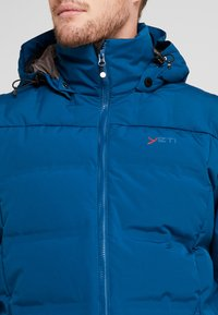 YETI - AKKARVIK BONDED JACKET - Down jacket - arctic night - 5