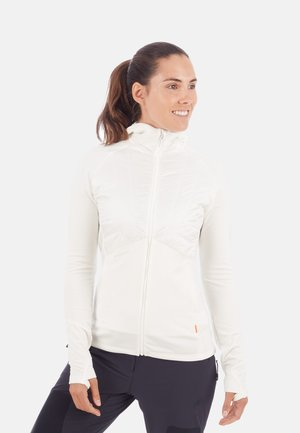 Ski jacket - bright white