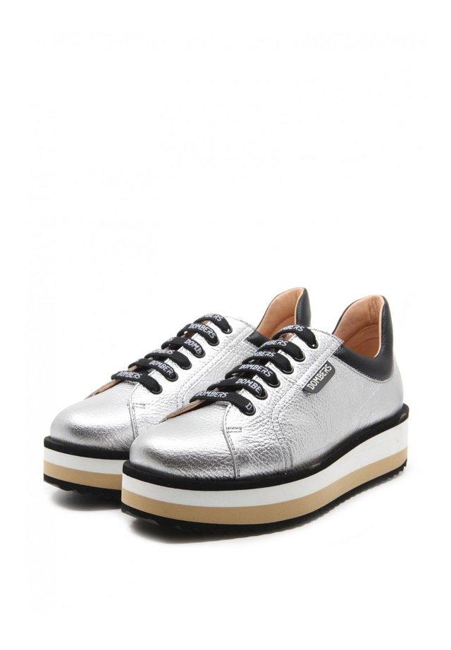 LINE - Sneakers basse - plata