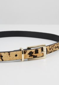 Topshop - SKINNY TIGER - Belt - multi-coloured - 4