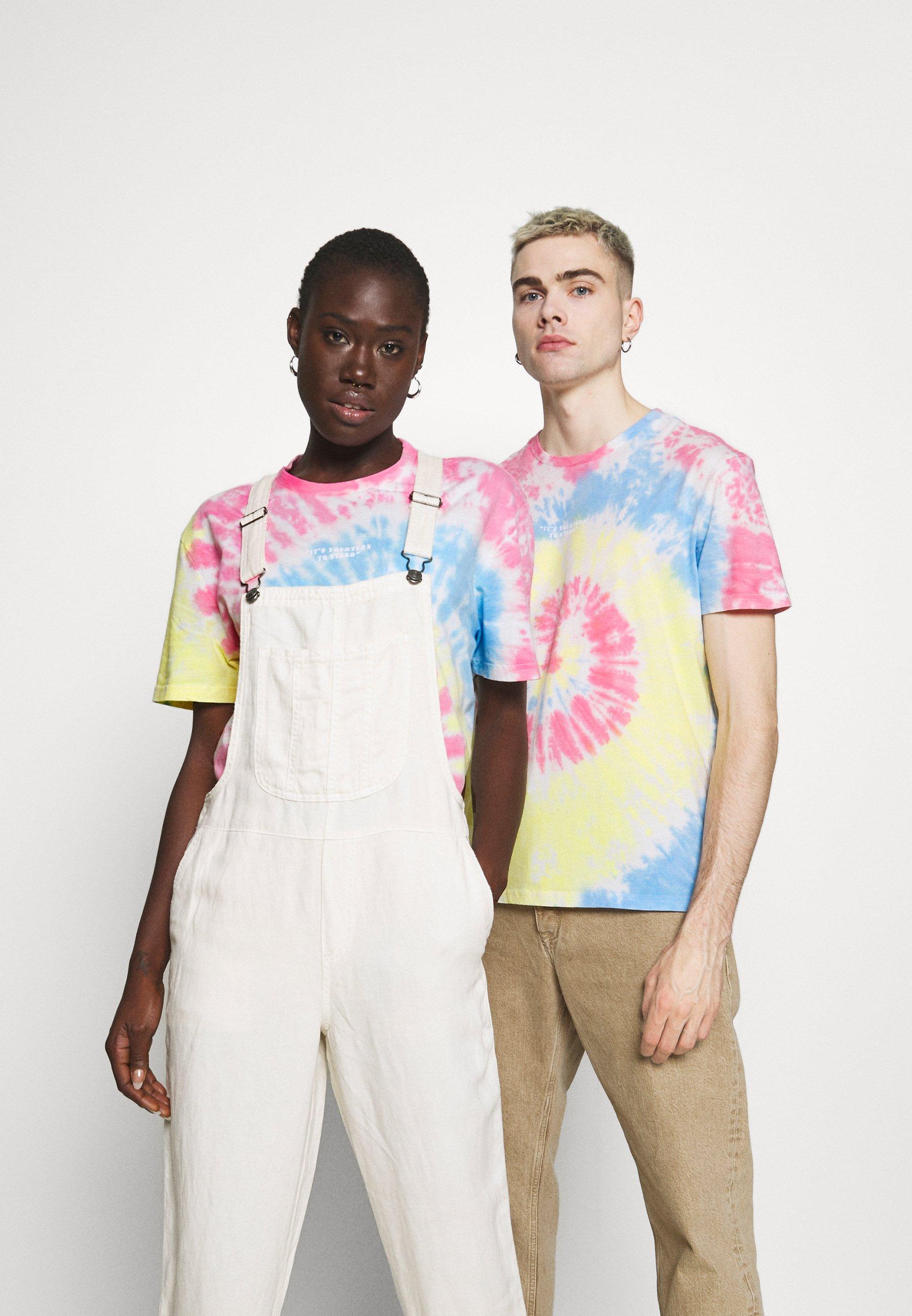 Men PRIDE UNISEX - Print T-shirt