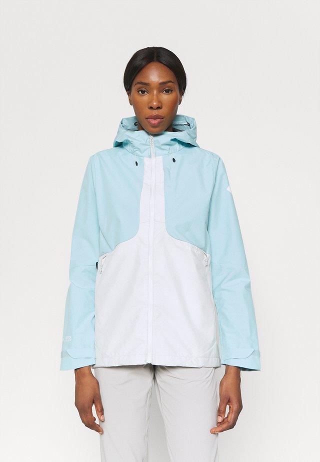 GORE - Hardshellová bunda - light blue