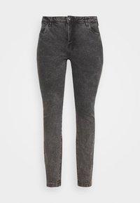 Zizzi - AMY - Jeans Skinny Fit - grey denim - 3