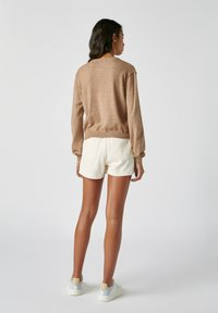 PULL&BEAR - Jumper - mottled brown - 2