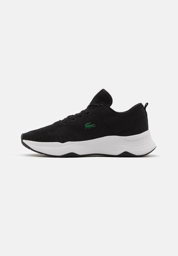 COURT DRIVE - Trainers - black/white