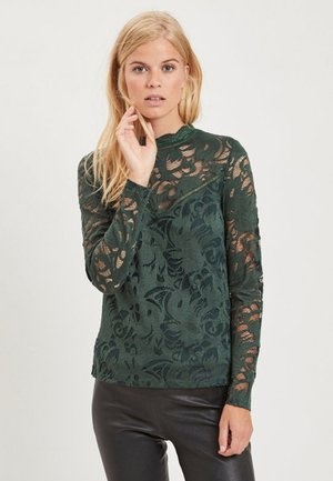 VISTASIA - Blouse - dark green