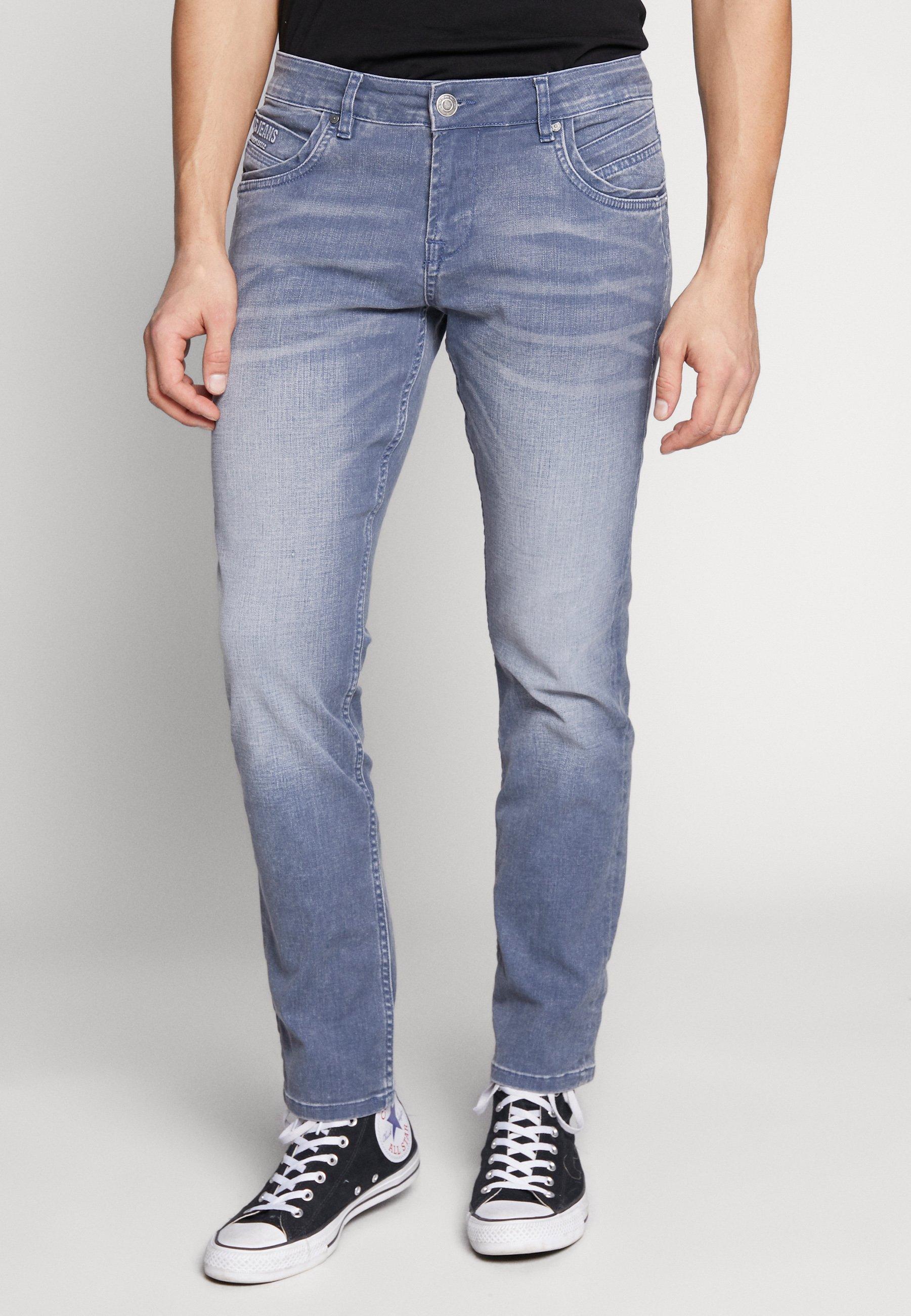 Herrer HENLOW REGULAR - Jeans Straight Leg