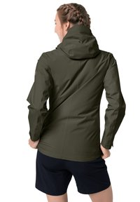 Jack Wolfskin - JWP SHELL - Waterproof jacket - green pine - 1