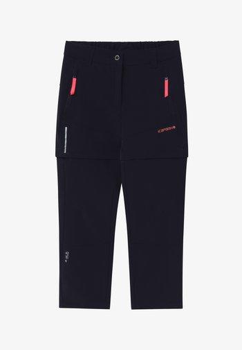 KANO 2-IN-1 - Pantalons outdoor - dark blue