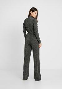 Fashion Union Petite - LURA - Jumpsuit - silvery - 2