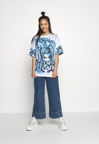 Jaded London - NOT YOUR  - T-shirts med print - blue - 1