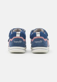 Superfit - AVRILE MINI - Touch-strap shoes - blau/rosa - 2