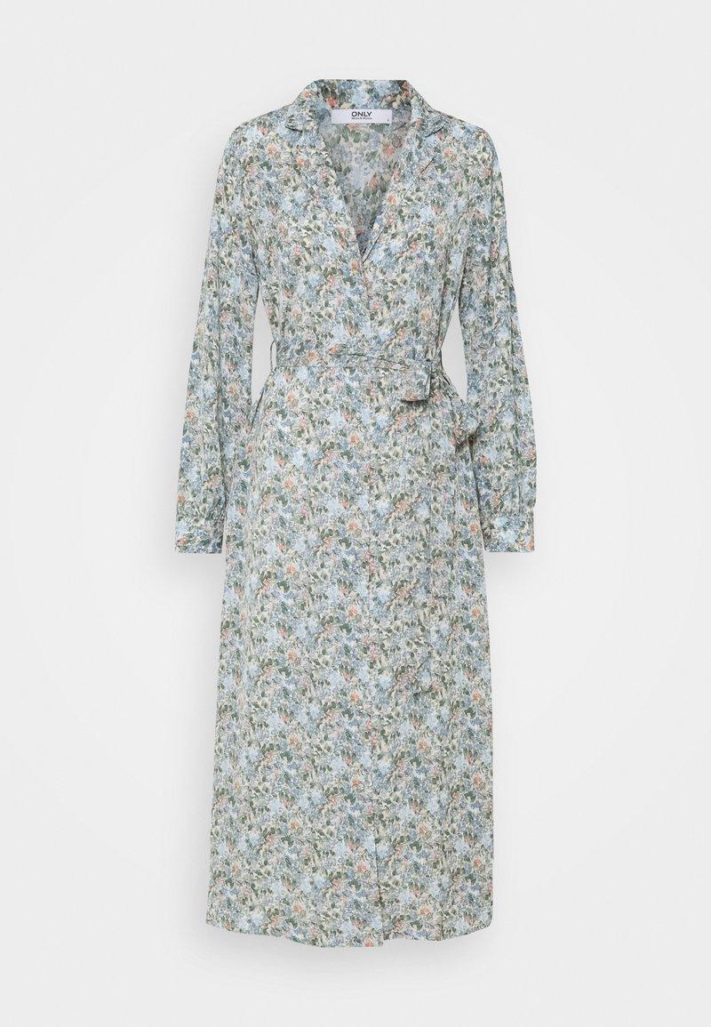 ONLY - ONLKENDALL DRESS - Vestido informal - pumice stone/blue