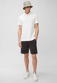 Marc O'Polo - SHORT SLEEVE - Polo shirt - white - 1