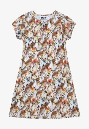 CAMELLIA  - Žerzejové šaty - multi-coloured