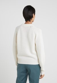 Filippa K - SOFT NECK  - Jumper - offwhite - 2