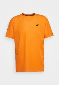 ASICS - VENTILATE - Print T-shirt - orange pop - 4