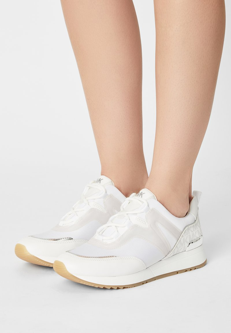 MICHAEL Michael Kors - PIPPIN TRAINER - Sneakers laag - bright white