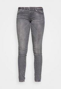 ONLY - ONLCORAL LIFE  - Jeans Skinny Fit - medium grey denim - 3