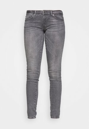 ONLCORAL LIFE  - Jeans Skinny Fit - medium grey denim