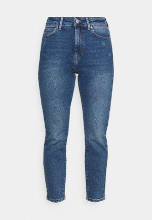 ONLEMILY LIFE - Jeans Tapered Fit - medium blue denim
