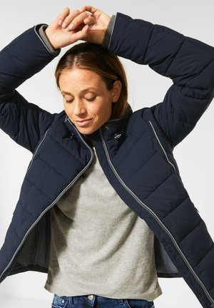 MIT STEPPUNG - Winter jacket - blau