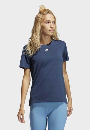 NECESSI-T-SHIRT - T-shirts med print - blue