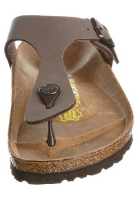 Birkenstock - GIZEH - T-bar sandals - mocca - 3