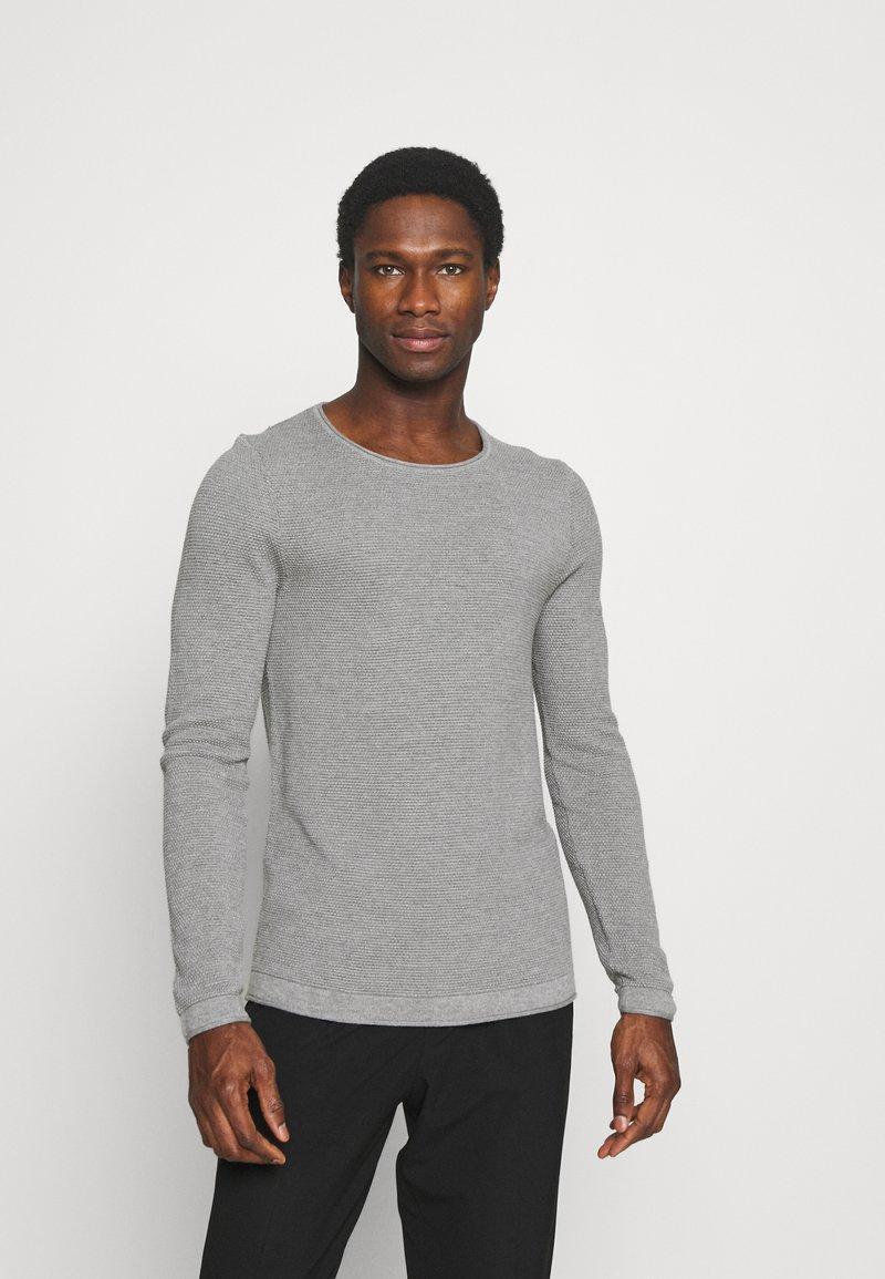 s.Oliver - Jersey de punto - light grey