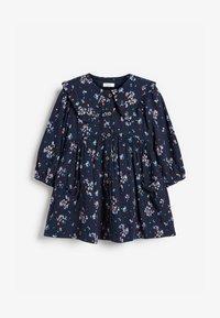 Next - Shirt dress - dark blue - 0