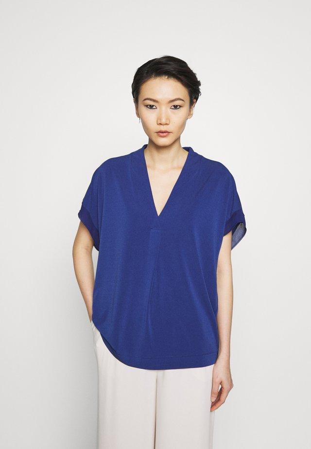 OLIVERZA - T-shirt con stampa - ultramarine