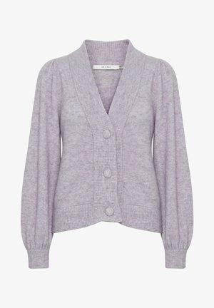 ALPHAGZ  - Cardigan - pastel lilac