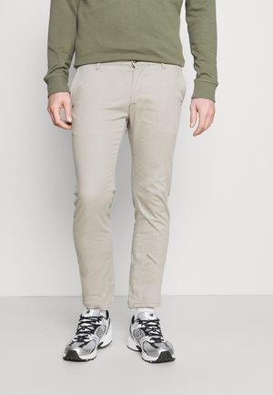 Pantalones chinos - taupe