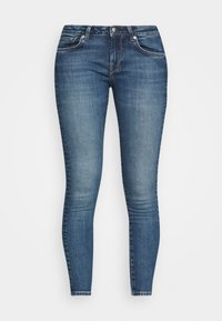 Pepe Jeans - DUA LIPA X PEPE JEANS - Jeans Skinny Fit - blue - 3