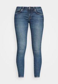DUA LIPA X PEPE JEANS - Jeans Skinny Fit - blue