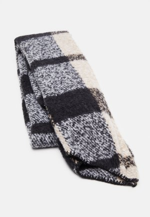 ONLLIMA NEW CHECK SCARF - Sjaal - black