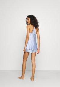 Etam - DUMBLE SHORT - Bas de pyjama - azur - 2