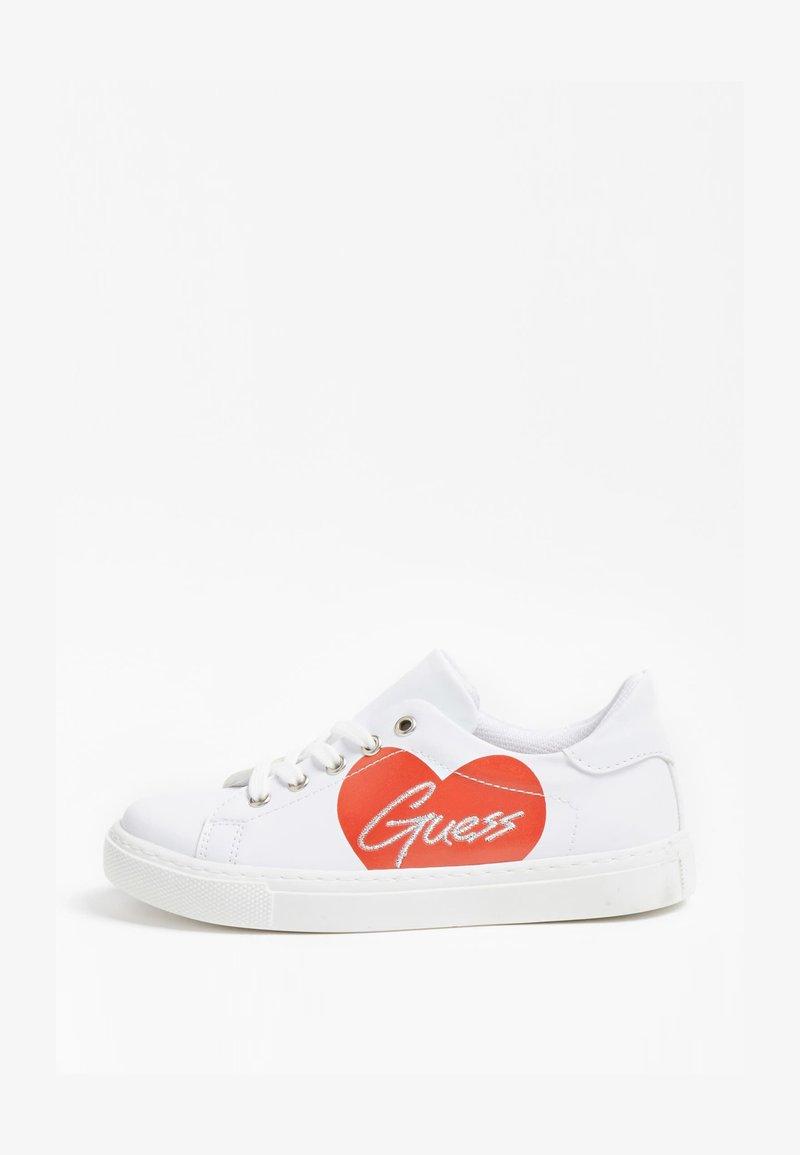 Guess - ELLIE  - Sneakers laag - weiß