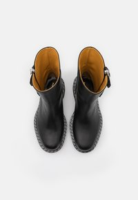 Proenza Schouler - Kotníkové boty na platformě - nero - 4