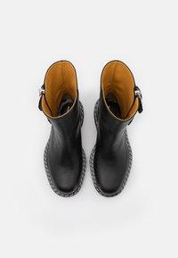 Proenza Schouler - Platform ankle boots - nero - 4