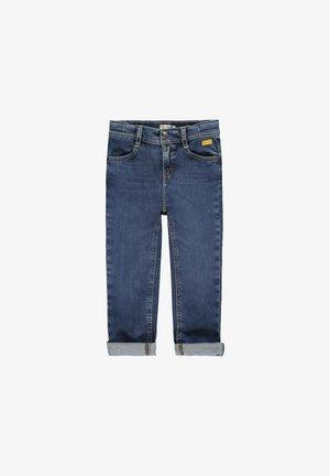 HOSE LET´S PLAY - Straight leg jeans - blue indigo