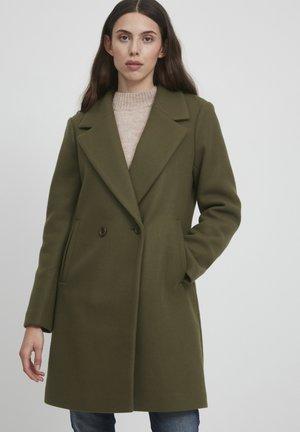 IHJANNET JA - Klassischer Mantel - ivy green
