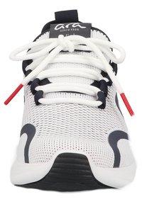 ara - Sneakers - weiss,blau - 6