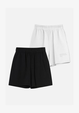 2 PACK - Shortsit - black