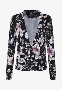 ONLY - ONLPOPTRASH PRINT - Blazer - night sky/flower leaf - 3