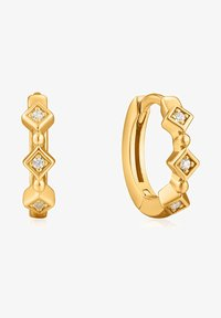 Ania Haie - Earrings - gold - 1