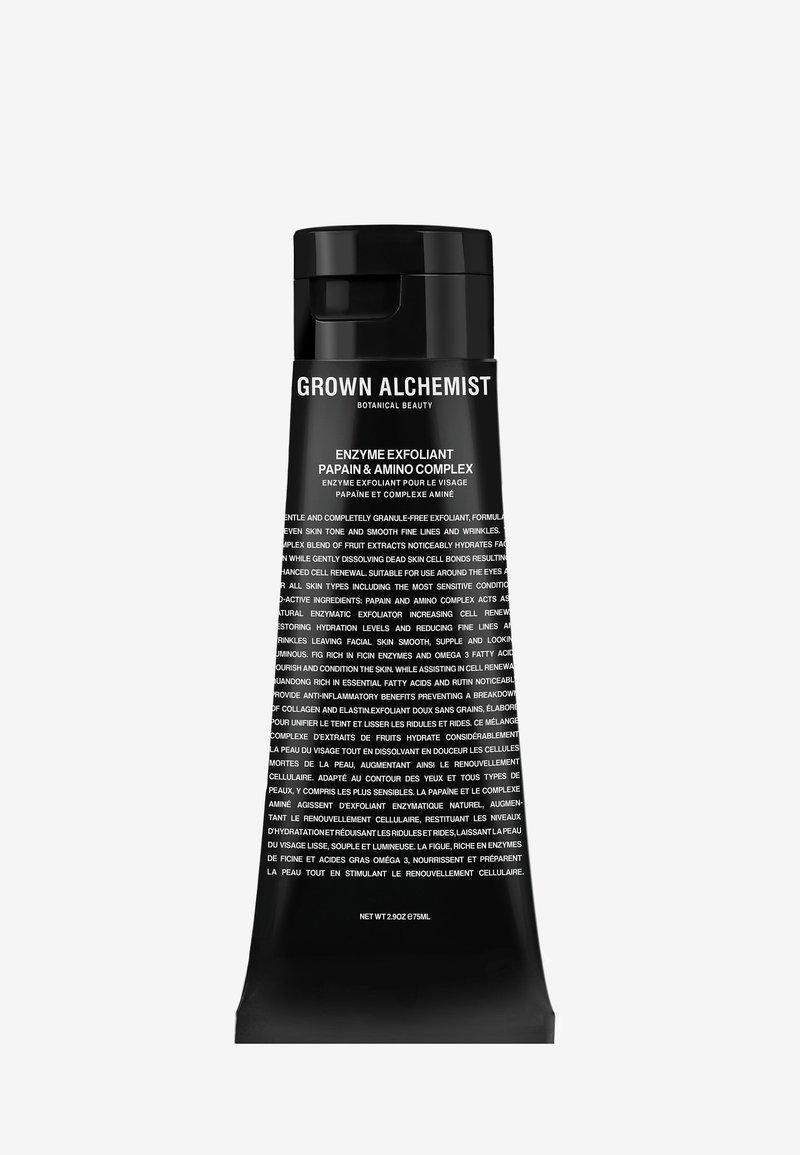 Grown Alchemist - ENZYME FACIAL EXFOLIANT PAPAIN & AMINO COMPLEX  - Peeling - -