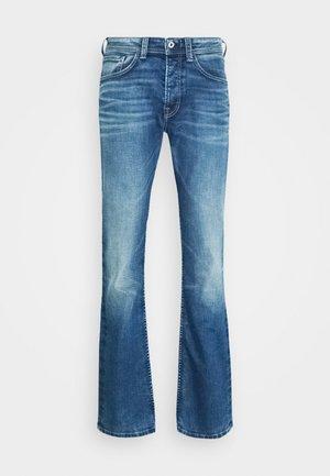 ALFIE - Straight leg -farkut - blue