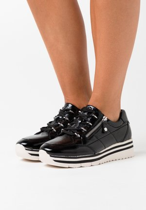 LACE UP - Zapatillas - black